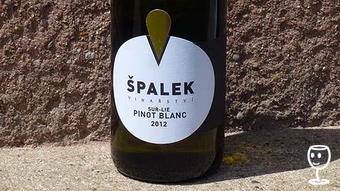 P1150460 Pinot Blanc 2012 Špalek