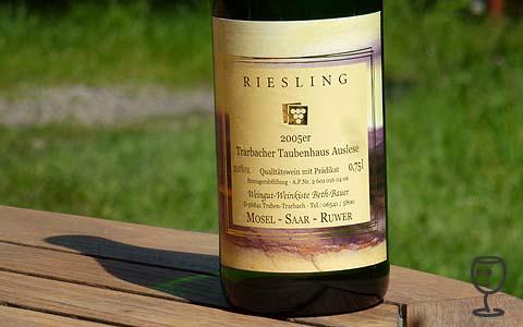 P1150542 Trarbacher Taubenhaus Auslese 2005