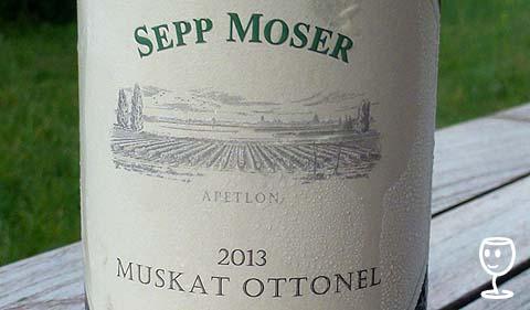 P1170075 2013 Muskat Ottonel Moser