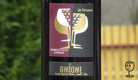P1190569 Le Brune Barbera Ghione