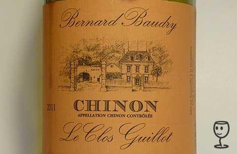 P1280203 Clos Guillot 2011 B Baudry