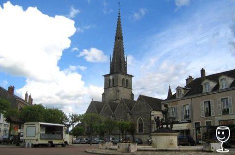 Meursault náměstí