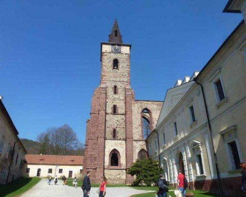 Sázavský klášter 2017